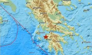 Σεισμός στα Λεχαινά