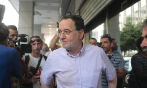 Λαφαζάνης: Να σταματήσει η Ελλάδα την στρατιωτική συνεργασία με το Ισραήλ