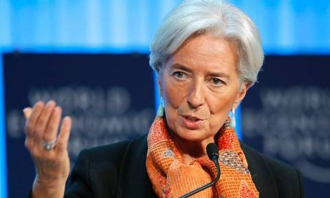 Greece's debt needs restructuring to make it sustainable, IMF's Lagarde tells Italian newspaper