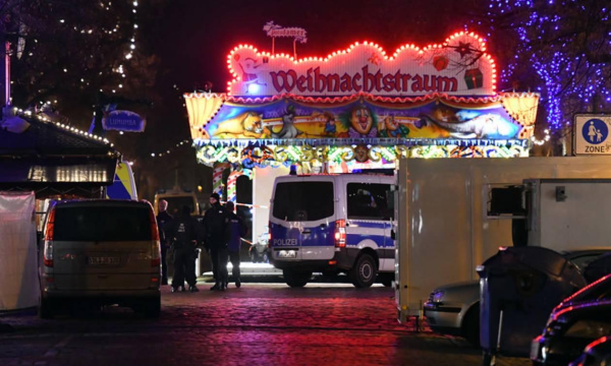 Βερολίνο: Μεγάλη ποσότητα πυρομαχικών βρέθηκε κοντά σε χριστουγεννιάτικη αγορά