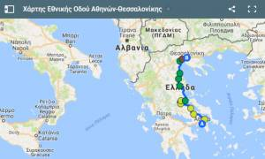 Πόσο θα ακριβύνουν τα διόδια της Εθνικής Αθηνών – Θεσσαλονίκης (Δείτε τον αναλυτικό πίνακα)