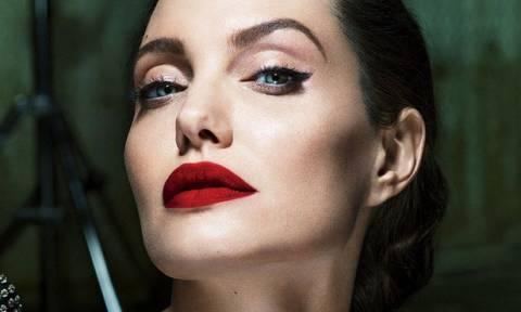 Η Angelina Jolie στην πιο extreme της εμφάνιση