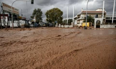 Η μελέτη της ΝΔ για τα αίτια της καταστροφικής πλημμύρας στη Δυτική Αττική