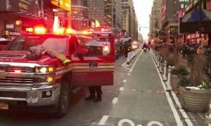 Έκρηξη βόμβας στη «καρδιά» της Νέας Υόρκης - Πληροφορίες για τραυματίες (pics&vids)