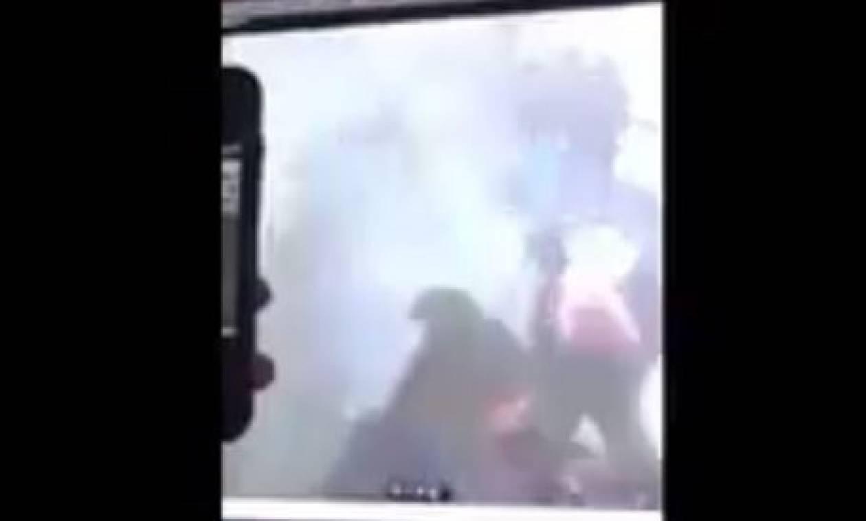 Βίντεο - ντοκουμέντο: Η στιγμή της έκρηξης στο σταθμό της Νέας Υόρκης