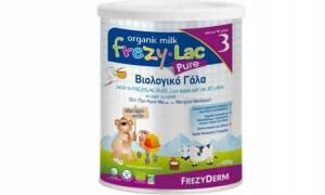 Βρεφικό γάλα Αυτές είναι οι νέες παρτίδες Frezylac που ανακαλούνται στην Ελλάδα
