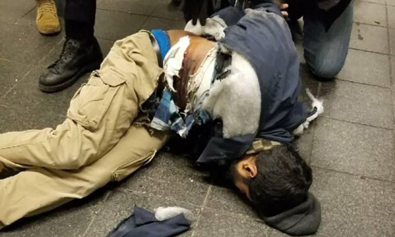 Έκρηξη Μανχάταν: Αυτός είναι ο ύποπτος για την τρομοκρατική επίθεση στη Νέα Υόρκη (Pics)