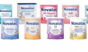 Βρεφικό γάλα: Novalac - Η αξιόπιστη επιλογή στο φαρμακείο