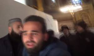Κωνσταντινούπολη: Τούρκοι εθνικιστές εισέβαλαν στην Αγία Σοφία για να προσευχηθούν - Δείτε βίντεο