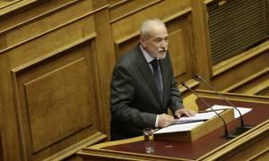 Προϋπολογισμός 2018 - Κουτσούκος: Η φοροκεντρική πολιτική φτωχοποιεί τη χώρα