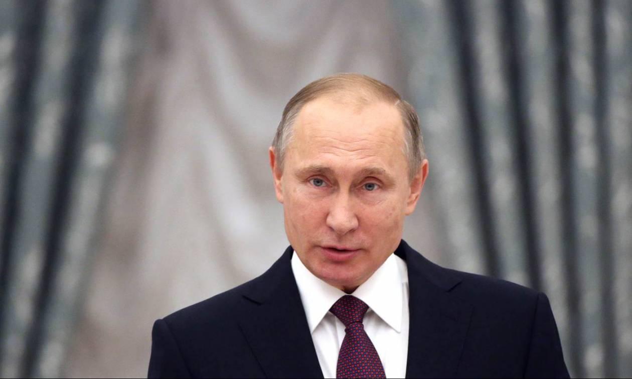 Προειδοποίηση Πούτιν προς ΗΠΑ: Αποσταθεροποιείτε τη Μέση Ανατολή
