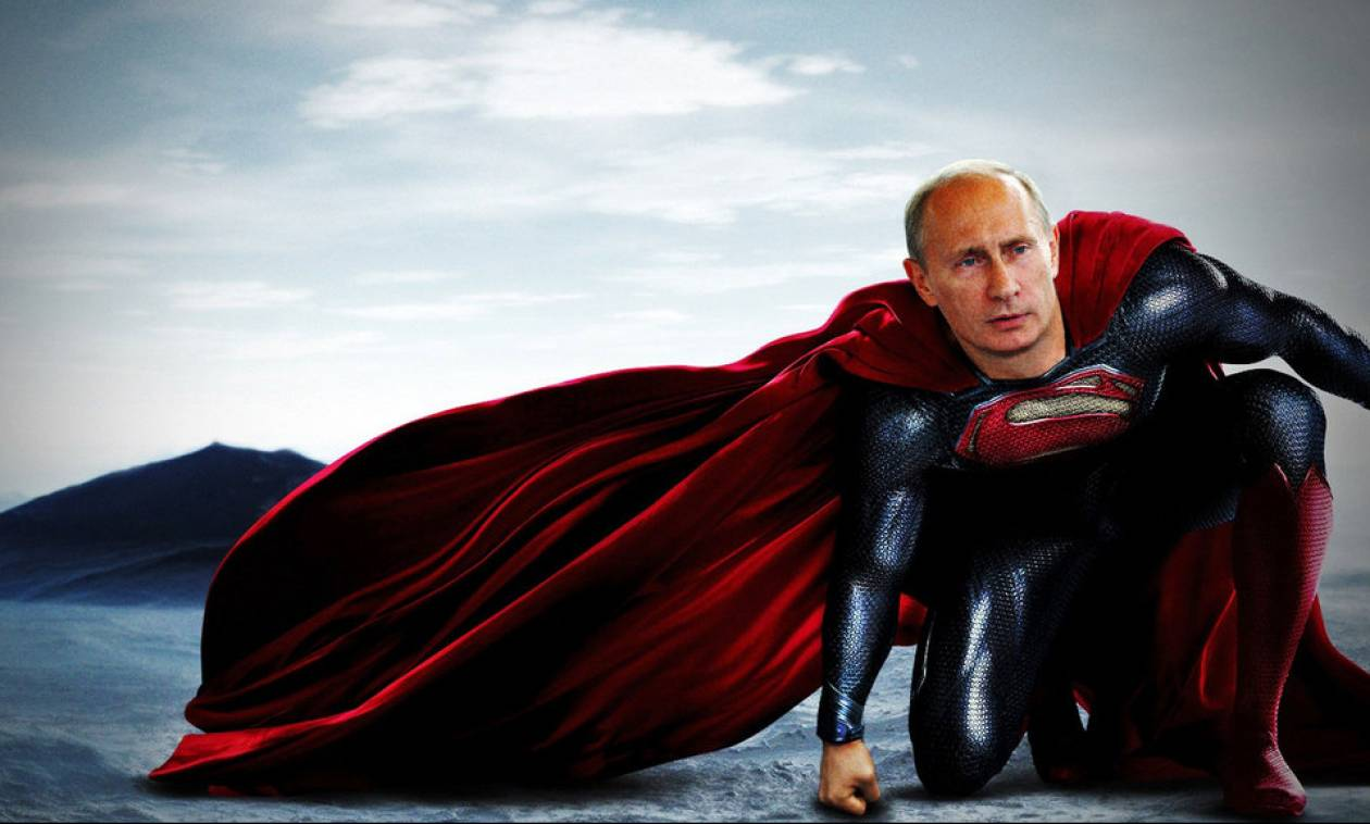 «Σούπερ Πούτιν»: Τα δεκάδες πρόσωπα του Ρώσου Προέδρου σε έκθεση μουσείου (Pics+Vids)