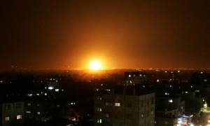 Νέα αεροπορική επιδρομή του Ισραήλ στη Λωρίδα της Γάζας