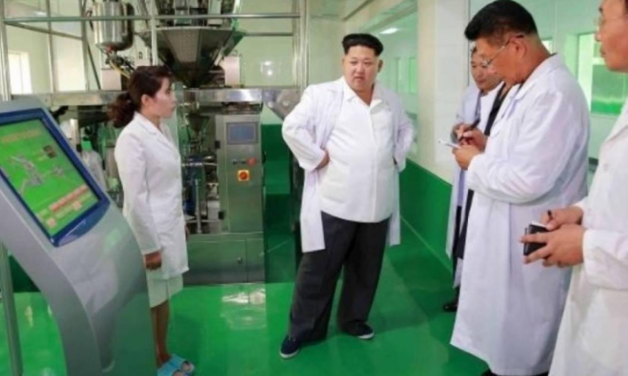 Παγκόσμια ανησυχία: Ο Κιμ Γιονγκ Ουν χτίζει εργοστάσια παραγωγής μικροβίων