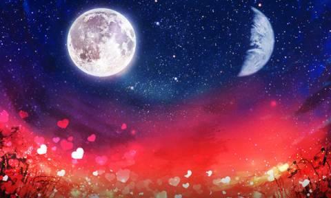 Ποιες ημερομηνίες έχει Πανσέληνο και Νέα Σελήνη το 2018;