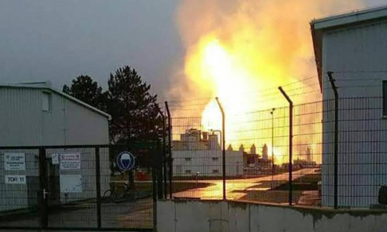 Αυστρία: Έκρηξη σε σταθμό φυσικού αερίου - Ένας νεκρός και πολλοί τραυματίες (pics)