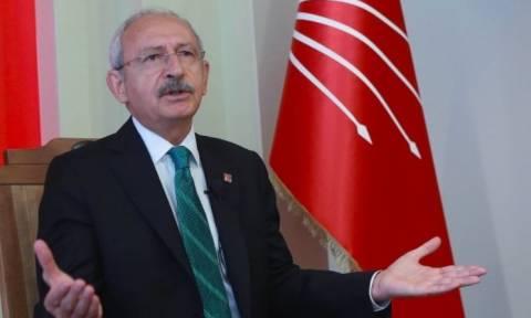 Κιλιτσντάρογλου σε Ερντογάν: «Γιατί δεν ζήτησες από την Ελλάδα τα 18 νησιά που κατέλαβε;»