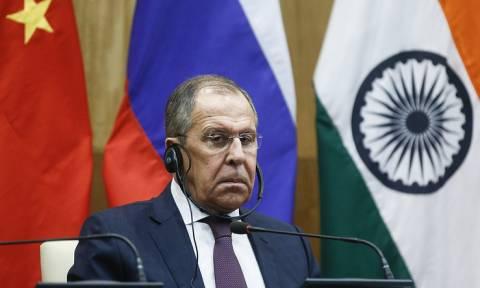 """Лавров: РФ не в курсе, в чем суть """"сделки века"""" США по ближневосточному урегулированию"""