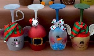 Πενήντα πρωτότυπες ιδέες για να στολίσετε το σπίτι σας τα Χριστούγεννα