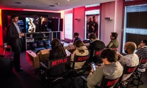 To Netflix θέλει να «κατακτήσει» και το ελληνικό κοινό