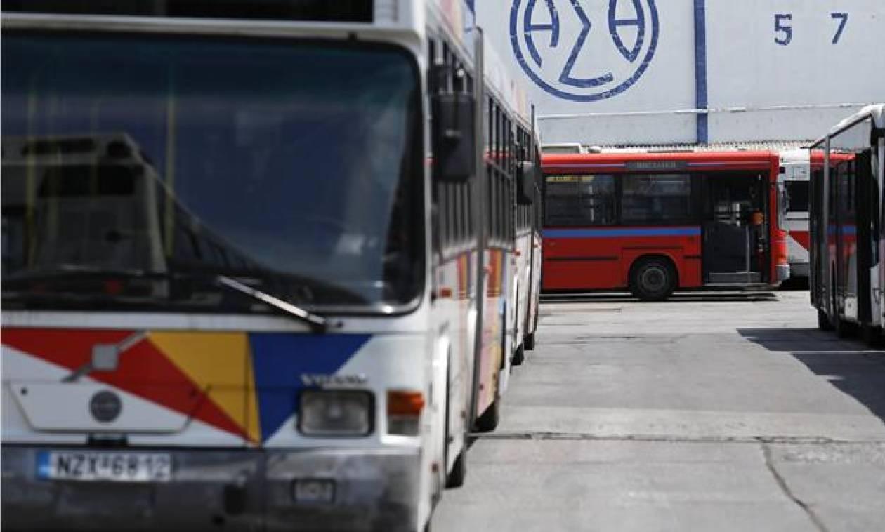 Απεργία - Θεσσαλονίκη: Με προσωπικό ασφαλείας τα δρομολόγια του ΟΑΣΘ την Πέμπτη (14/12)