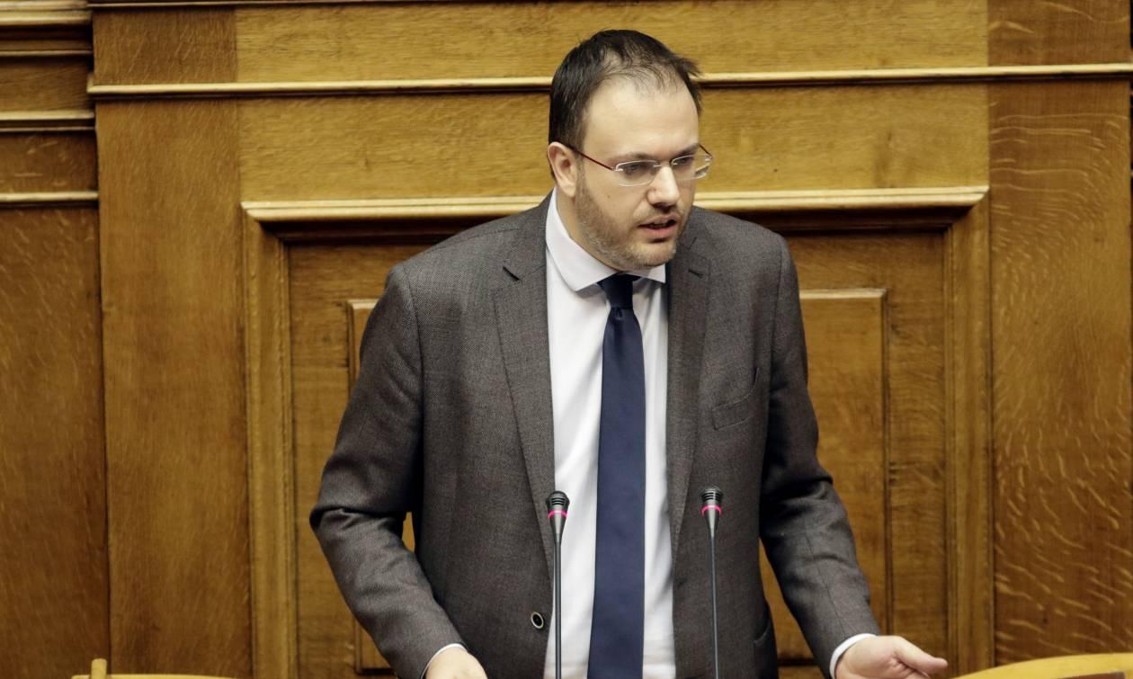 Προϋπολογισμός 2018 - Θεοχαρόπουλος: Η κυβέρνηση παρατείνει τη φορο-επιδρομή