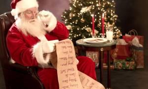 Χριστούγεννα 2017: Το γράμμα του μικρού Αλέξη στον Άγιο Βασίλη που συγκλονίζει το πανελλήνιο