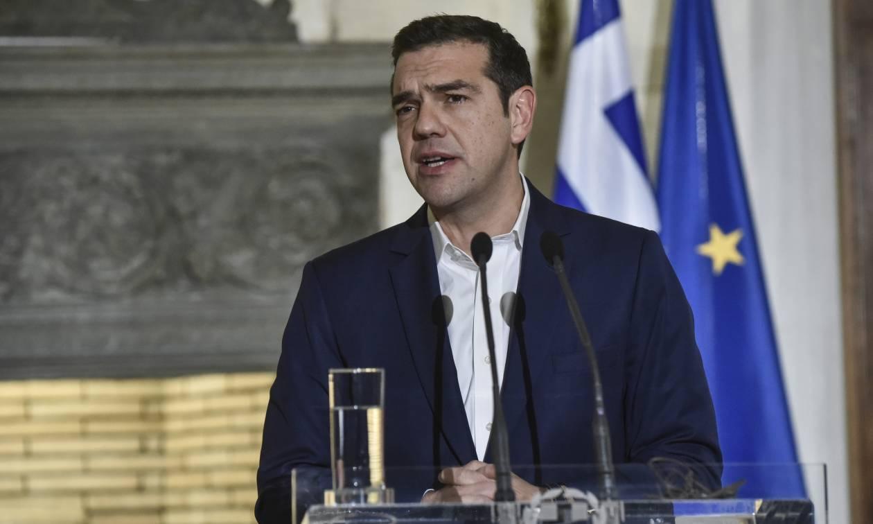 Τσίπρας: Στόχος της Ελλάδας το 2030 να έχει καλύψει το 50% των αναγκών της από ανανεώσιμες πηγές