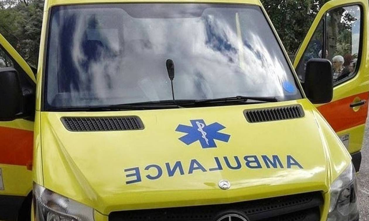Ηράκλειο - Εργατικό ατύχημα: Άνδρας έπεσε από ύψος 4 μέτρων