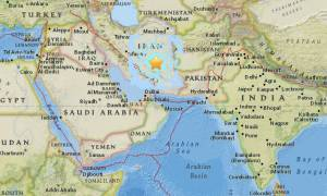 Ισχυρός σεισμός συγκλόνισε το Ιράν