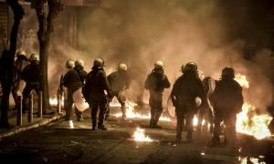 Αθήνα: Νέα νύχτα έντασης στην περιοχή του Πολυτεχνείου