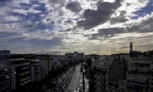 Καιρός τώρα: Συννεφιασμένη η Τετάρτη - Δείτε πού θα βρέξει (pics)