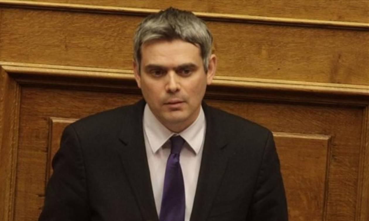 Καραγκούνης: Ο Κοντονής συνεχίζει τη θεσμική εκτροπή