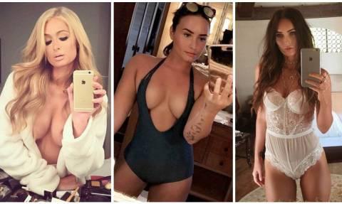Αυτές είναι οι καυτές selfies των διάσημων που αναστάτωσαν τα social media! (pics)