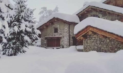 Καιρός: Ολοταχώς για Χριστούγεννα με κρύο σε όλη την Ελλάδα και χιόνια και στα πεδινά... (Video)