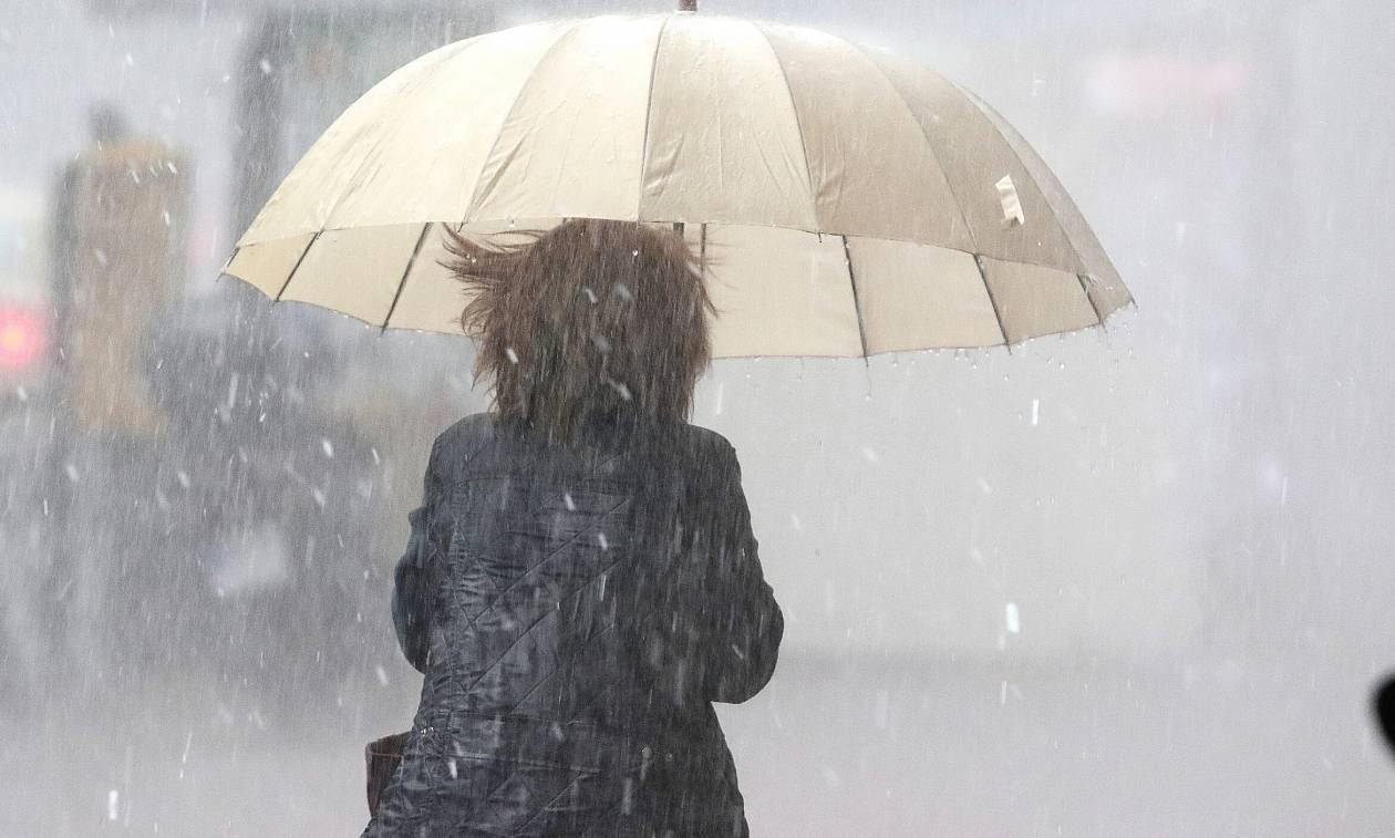 Καιρός: Λιακάδες τέλος! Ραγδαία επιδείνωση το Σαββατοκύριακο με καταιγίδες και ισχυρούς ανέμους