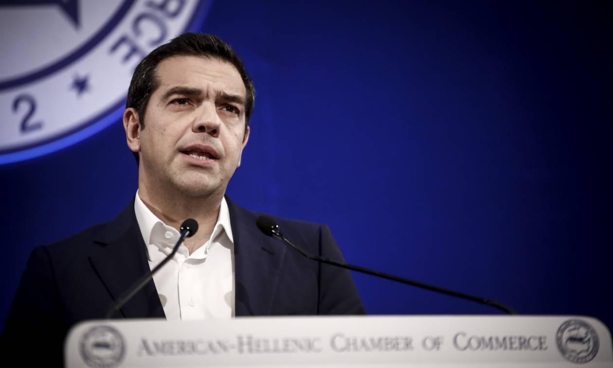 Συνέντευξη του Αλέξη Τσίπρα στις 22:00 την Τετάρτη (13/12)