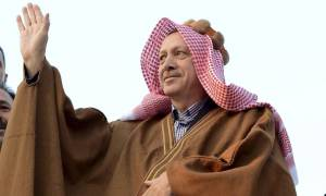 Le Figaro: Ο Ερντογάν ζητά να χριστεί «Σουλτάνος» και του παλαιστινιακού ζητήματος (Vid)