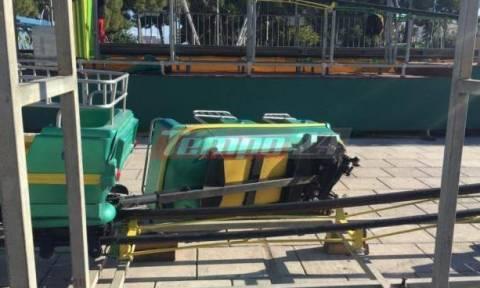 Αίγιο: Η ανακοίνωση του δήμου για το ατύχημα με το τρενάκι