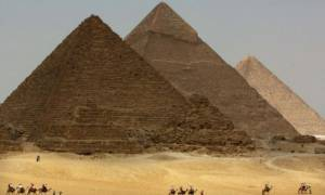 Ρομπότ θα «αποκαλύψει» τα μυστικά της Πυραμίδας του Χέοπα!