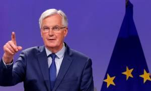 Μπαρνιέ: Η Βρετανία δεν μπορεί να αθετήσει τις δεσμεύσεις για το Brexit