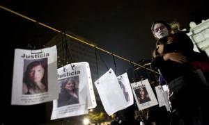Κάθε μέρα δολοφονούσαν 6 γυναίκες στο Μεξικό