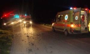 Θεσσαλονίκη: Νεκρός 38χρονος σε τροχαίο
