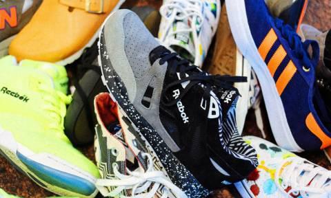 Αυτά είναι τα καλύτερα sneakers που είδαμε μέσα στο 2017
