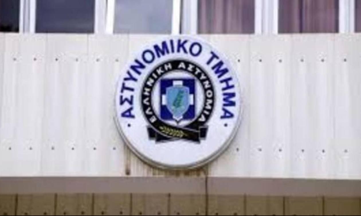 Επίθεση με μολότοφ στο αστυνομικό τμήμα Θερμαϊκού