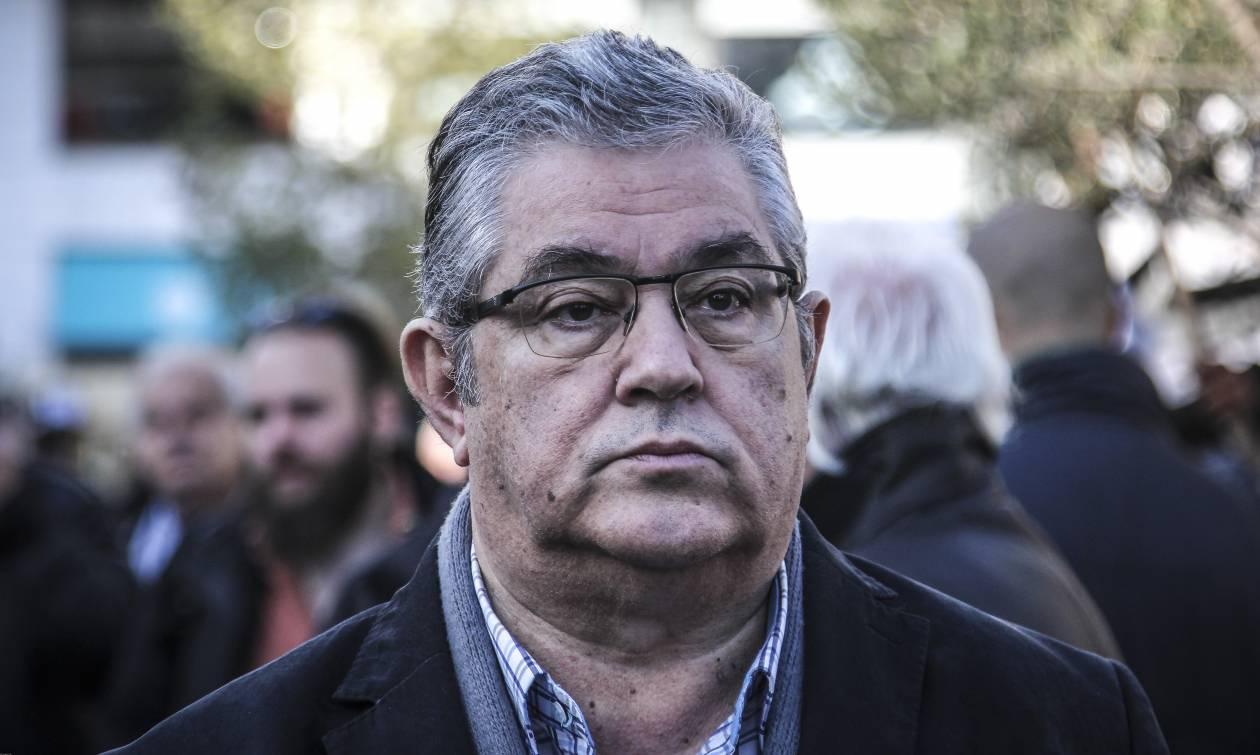 Κουτσούμπας: Η κυβέρνηση συνεχίζει τη βρώμικη δουλειά σε βάρος του ελληνικού λαού