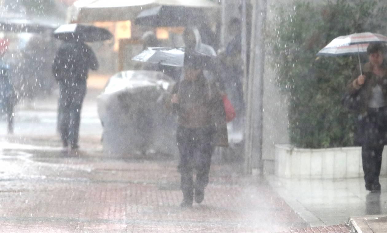 Καιρός ΤΩΡΑ: Έκτακτο δελτίο επιδείνωσης από την ΕΜΥ - Έρχονται ισχυρές βροχές και καταιγίδες