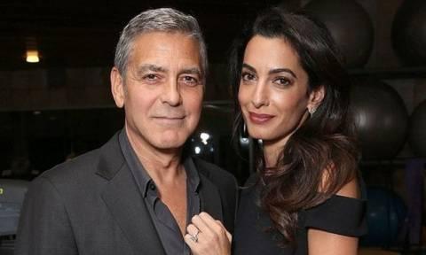 Η Amal Clooney έκανε την κίνηση ματ για να αποφύγει τα παράπονα