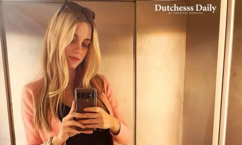 Δούκισσα Νομικού: «Το ιδανικό casual chic ντύσιμο γι' αυτήν την εποχή»