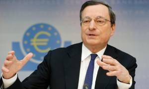 Ντράγκι: Ζήτημα της ελληνικής κυβέρνησης αν θα ζητήσει τέταρτο Μνημόνιο